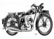 1931 Ariel Side Valve 249cc