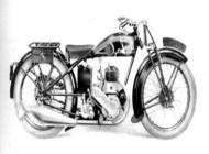 1936 Ariel Side Valve 600cc