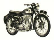 1954 Ariel 500cc Hunter Single Model VH