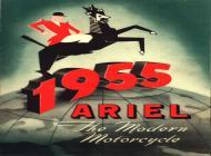 1955 Ariel Sales Advert