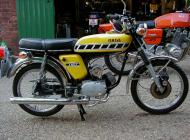 1977 Yamaha FS1E DX 50
