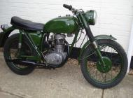 1967 BSA WD B40