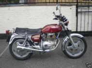 Honda CB400 Hondamatic