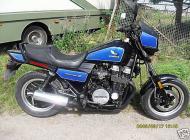 1985 Honda Nighthawk S 700