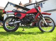 1982 Suzuki TS250ER