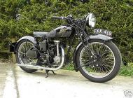 1938 Rudge Rapid