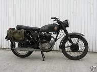 1968 BSA Military B40