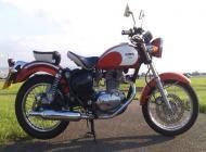 1992 Kawasaki BJ250