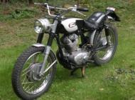 1966 Ducati 250 Scrambler