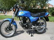 CB250 RS