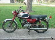 1967 Yamaha YCS1