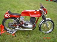 1956 Jawa Racer