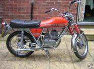 Gilera Touring 50cc sports moped