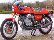 1978 Moto Guzzi Le Mans Mk1