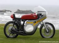 Honda CR750 Racer