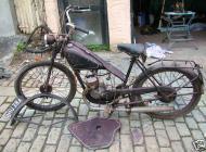 Norman Model C Autocycle