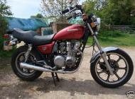 Kawasaki 550 LTD