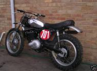 Greeves Griffon QUB Scrambles Bike