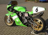 Kawasaki Race Bike P&M F2