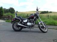 1985 Kawasaki LTD 454