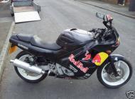 Honda CBR400