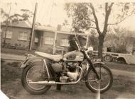 1957 Triumph Trophy TR6