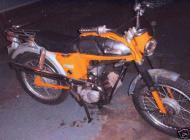 1967 Yamaha YL2C