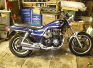 Honda 650/4 Nighthawk