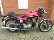 Moto Morini 350 SP