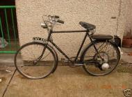 1955 BSA Winged Wheel