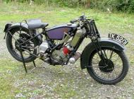 Scott 600cc