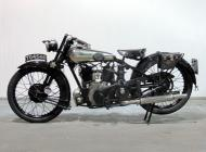 1926 Brough Superior SS80