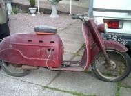 Manurin Concorde Scooter