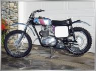 1972 BSA B50