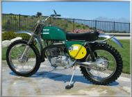 1972 Penton 125 Six Days