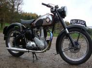 1953 BSA B33