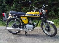 1976 Yamaha FS1E DX