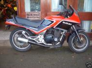 GSX550 ES