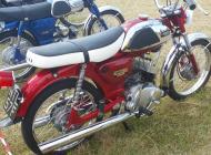 Yamaha 100 Twin