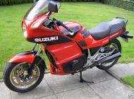 1984 GSX 1100