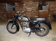 1965 BSA C15