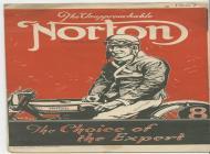 1927 Norton Ad