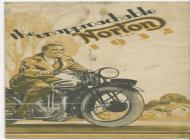 1932 Norton Ad