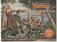 1951 Norton Ad