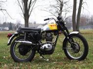 BSA Victor 441 B44E