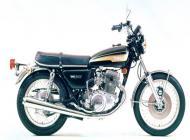 1972 Yamaha TX750