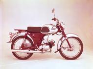 1963 Yamaha YG1