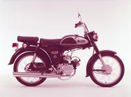 1967 Yamaha J5