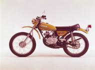 1972 Yamaha HT90