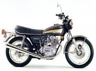 1972 Yamaha TX500